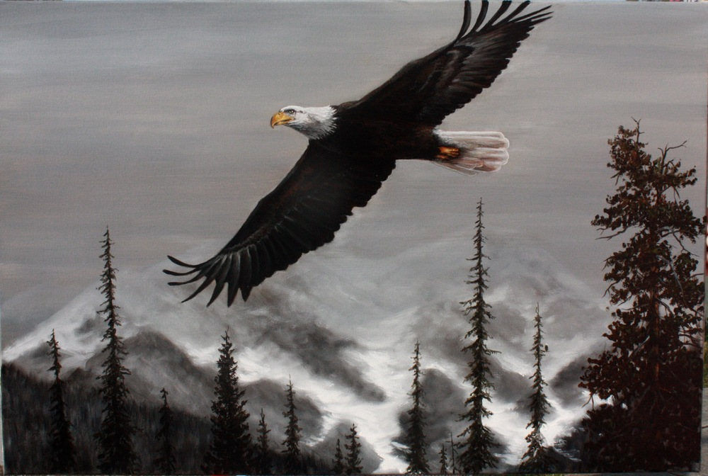 """""""WITH WINGS AS EAGLES"""