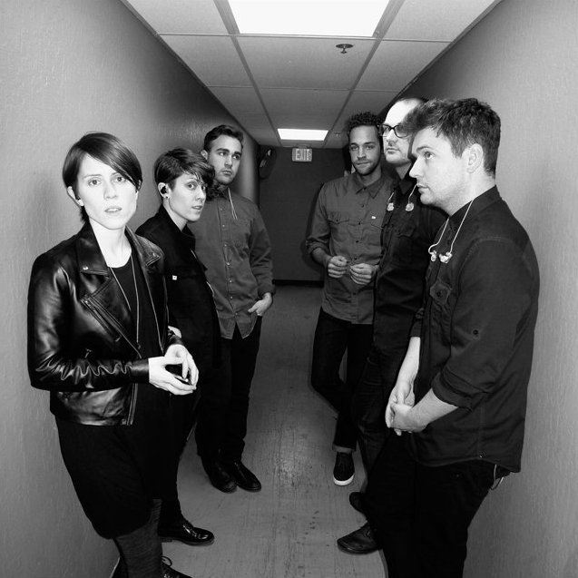 SARA, TEGAN, & THE BAND
