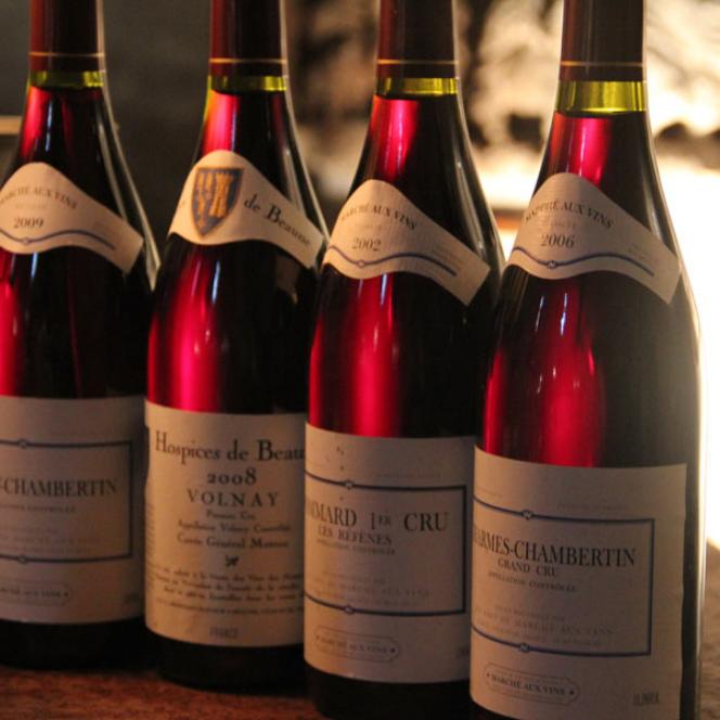 April: Burgundy & Provence
