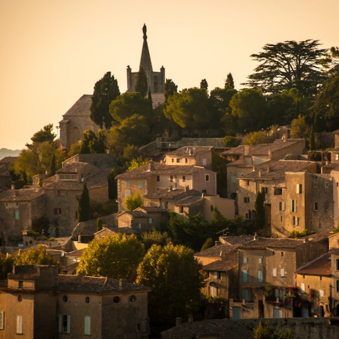 October: Provence (& Paris/Med)