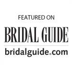 As seen in Bridalguide.com