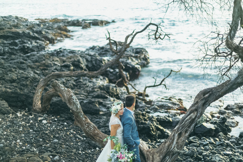 maui stunning luxe boho chic wedding inspiration in hawaii