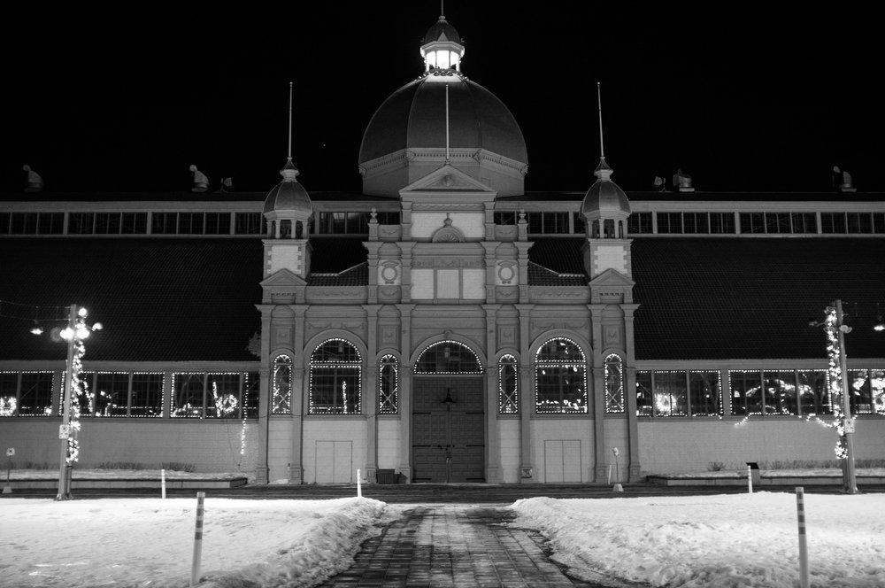 Aberdeen pavilion.