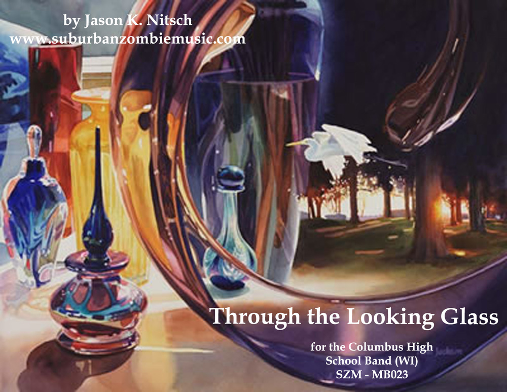 Through the Looking Glass Title Page.jpg