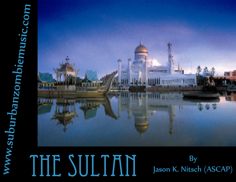 The Sultan Title Page.jpg