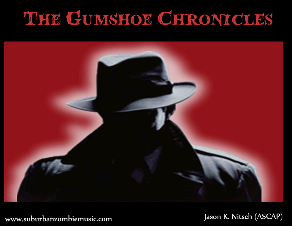 The Gumshoe Chronicles Title Page.jpg