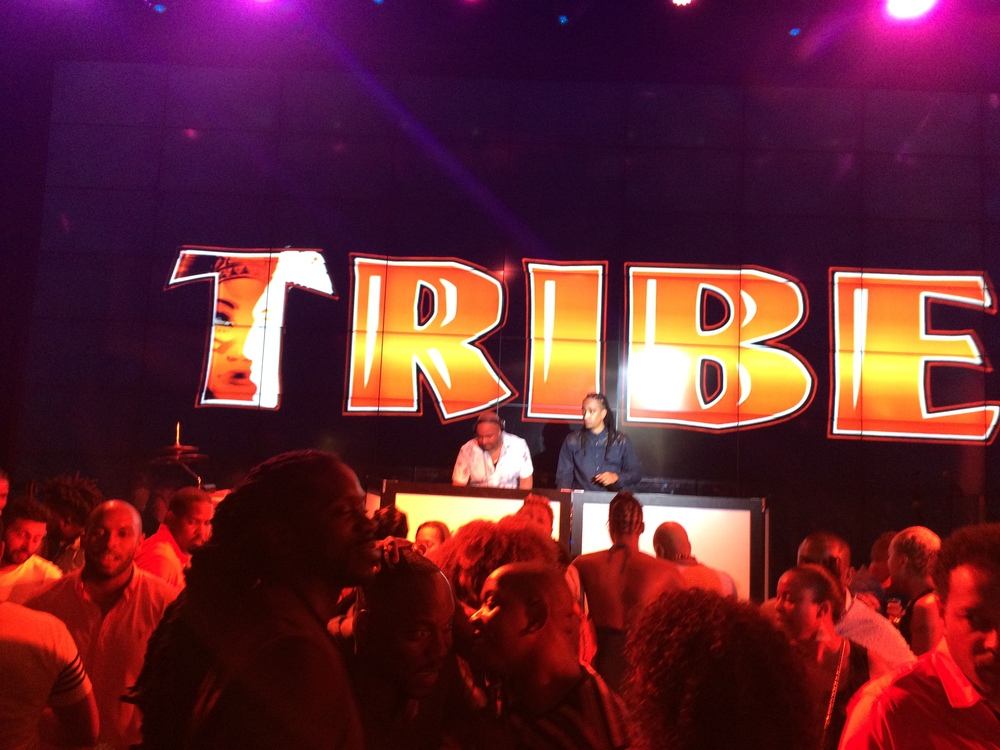 DJ Private Ryan at Tribe Ignite New York