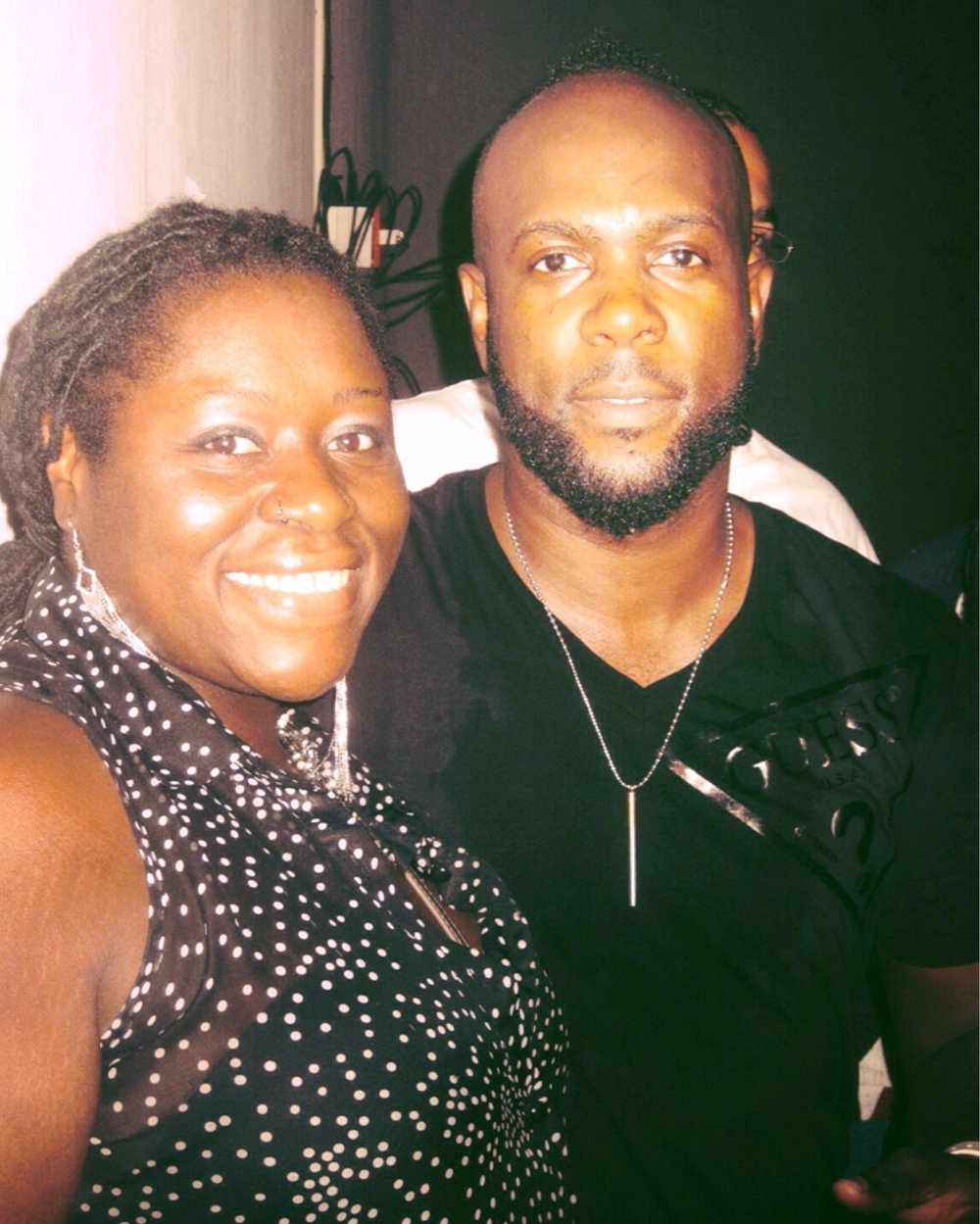 DysChick and The Viking, Bunji Garlin at Flash (Miami edition)