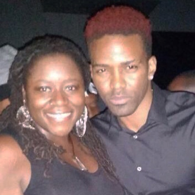 with Konshens (Brooklyn 2015)