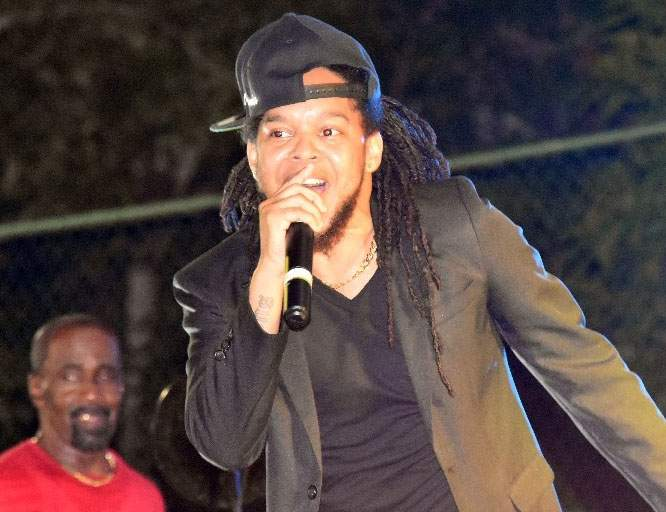 Orlando Octave  (photo courtesy  Trinidad Express )