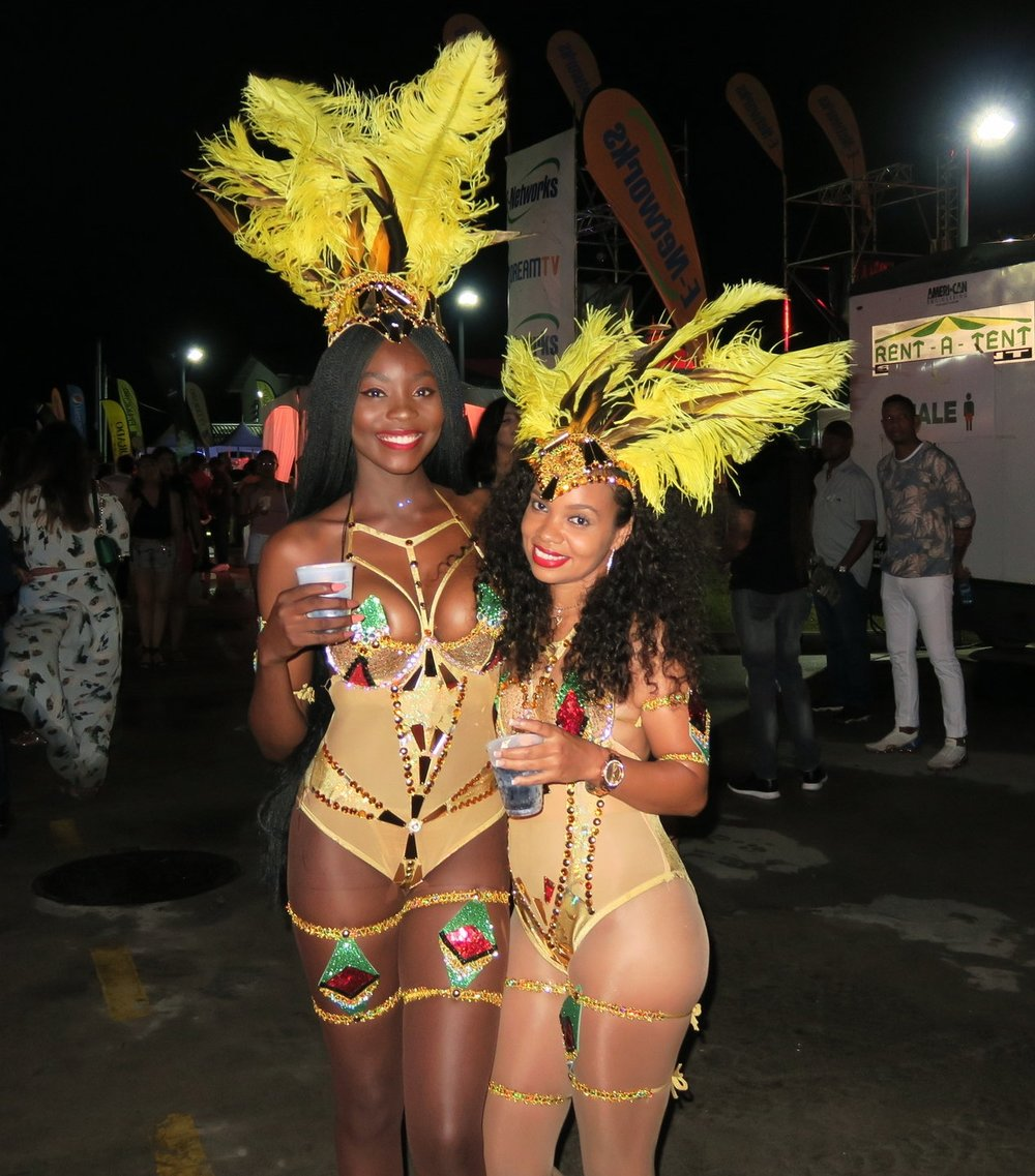 Welcome to Guyana Carnival