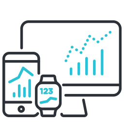 Access - View all your KPIs everywhere.