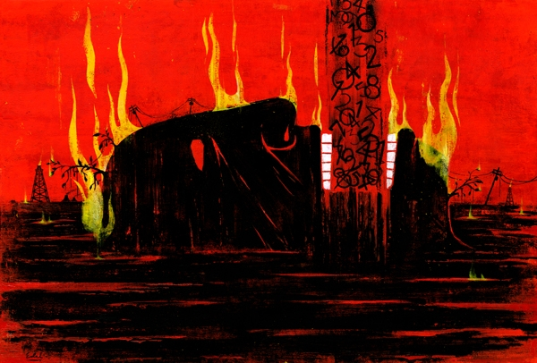 Global Warming's Terrifying New Math By Bill McKibben, rollingstone.com Three simple numbers that add up to global catastrophe - and that make clear who the real enemy is If the pic­tures of those tow­er­ing wild­fires in Col­orado haven't con­vinced you, or the size of your AC bill this sum­mer, here are some hard… Cool