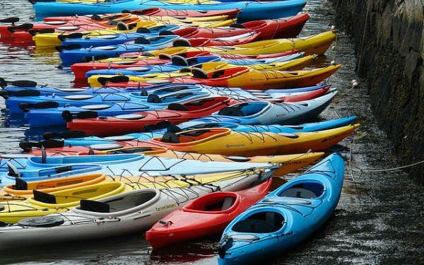 Kayak Shares Jump 30% on First Day   Lauren Indvik,  mashable.com    Shares of Kayak Software Corp. (KYAK) were in strong demand its first few hours on the Nasdaq stock exchange. Shares, which began trading late morning, were trading around $34 early Friday afternoon.  Kayak helps consumers compare prices…
