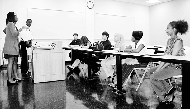 Minding The College Gap BY DAVID D. BURSTEIN |, fastcompany.com 02-24-2012 | 10:36 AM In her sophomore year at Chicago's ACE Technical Charter High School, Kewauna Lerma had a 2.25 GPA. Yet when Jeff Nelson met Kewauna, he knew she was capable of getting into and graduating from a four-year…