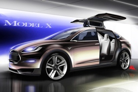 Why The Tesla Model X Is A Home Run Eco-nomics, forbes.com By Jim Motaval­li Tesla's Model X crossover, unveiled Thurs­day night, will be a slam-dunk for the com­pa­ny when it debuts in late 2013. I want one, and you prob­a­bly want one, too. This is the car to get Tesla off gov­ern­ment life…