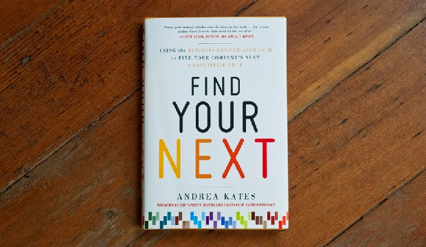 How To Find Your Next $140 Million   BY FC Expert Blogger SHAWN PARR,  fastcompany.com    This blog is written by a member of our expert blogging community and expresses that expert's views alone.  I recent­ly spent the day with author Andrea Kates, who was chal­lenged to con­nect the rel­e­vance of the work­ing phi­los­o­phy found in…