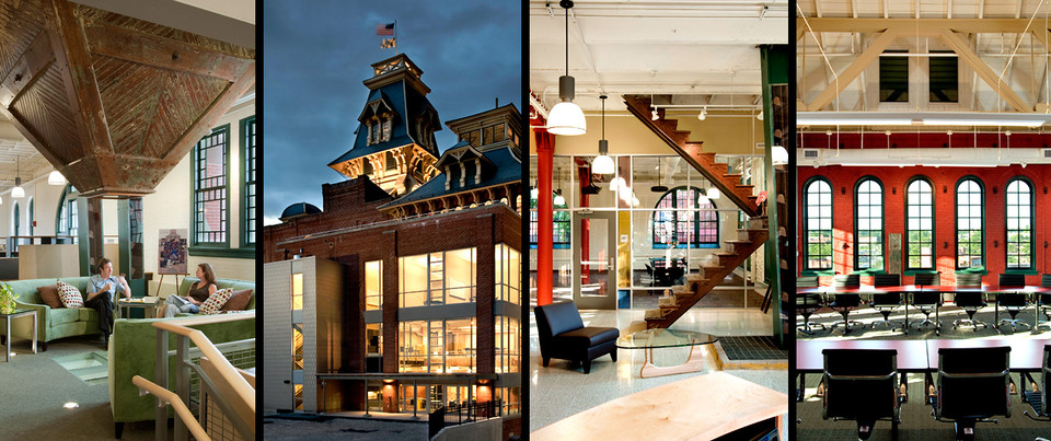 A Rebuilt Baltimore Brewery Renews A Neighborhood   BY ANDREW PRICE,  fastcoexist.com    What once was an industrial neighborhood focused on the brewing of American Beer had fallen into disrepair. But the vision of a local nonprofit and some clever designs have reclaimed America's industrial past from dereliction.  The ornate and…     Cool. Will have to check it out