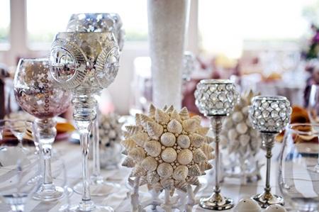 Mercury Glass Candle Holders Wedding Decor.jpg