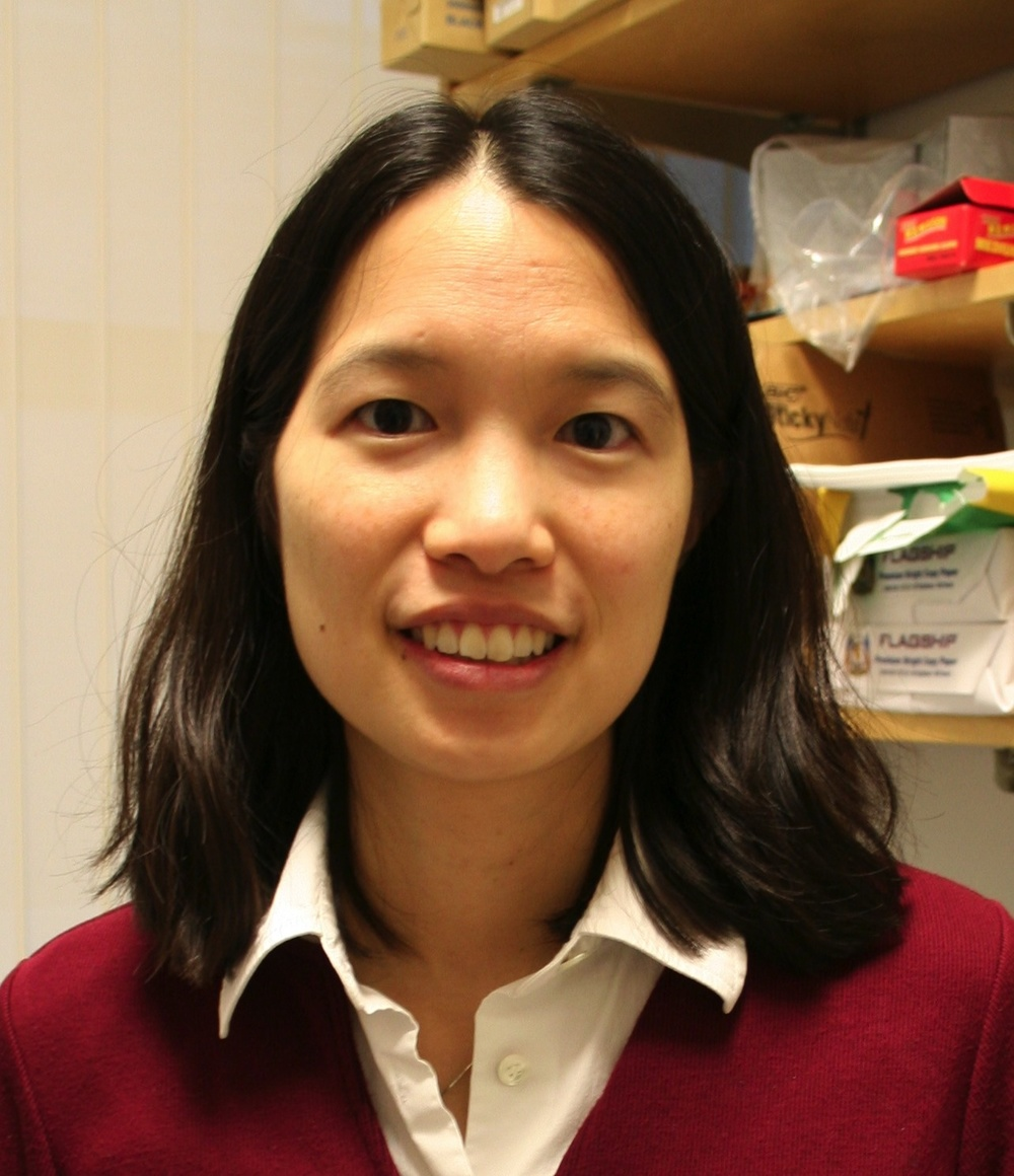 Melina Fan, PhD. Co-Founder at Addgene