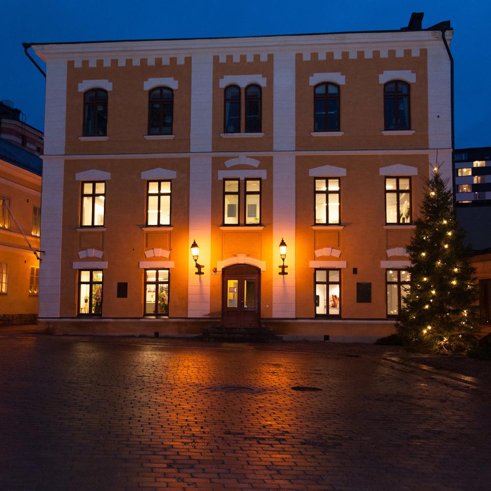 Vanhan Raatihuoneen galleria, Turku