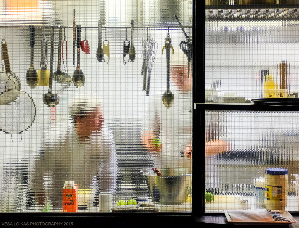 CHEFS IN ACTION - TURKU, FINLAND - MARCH 2015