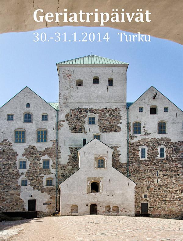 TURKU CASTLE, TURKU, FINLAND Licensed by FINNISH GERIATRIC SOCIETY