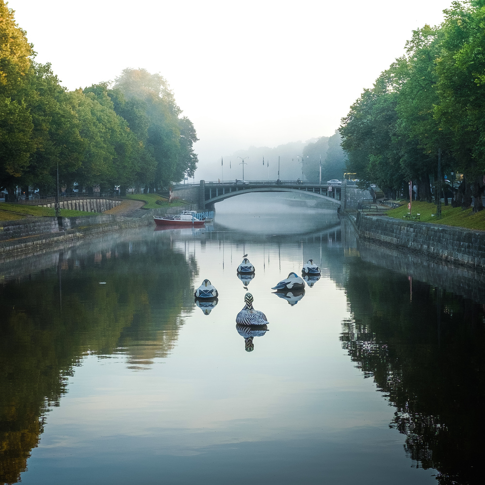 SEPTEMBER MORNING | September 22nd 2015 | Turku, Finland