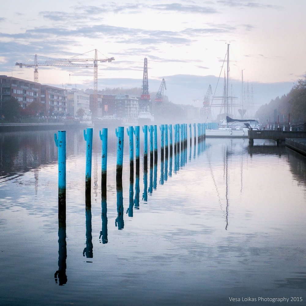 MORNING BLUES | Turku, Finland | October 2015