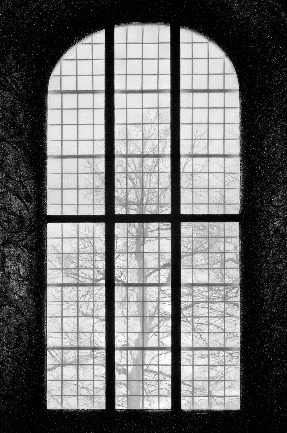 Window in the Mayor's Choir - 2011