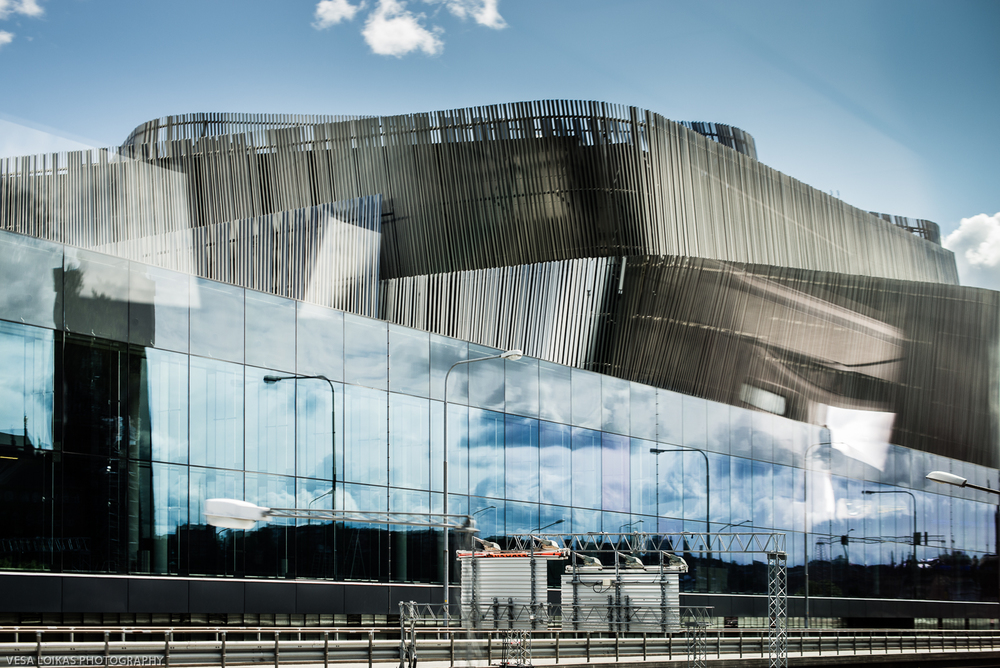 Stockholm Waterfront - This large conference center built in 2010 locates near the city center in the crossroads of busy highways and the main railway station.