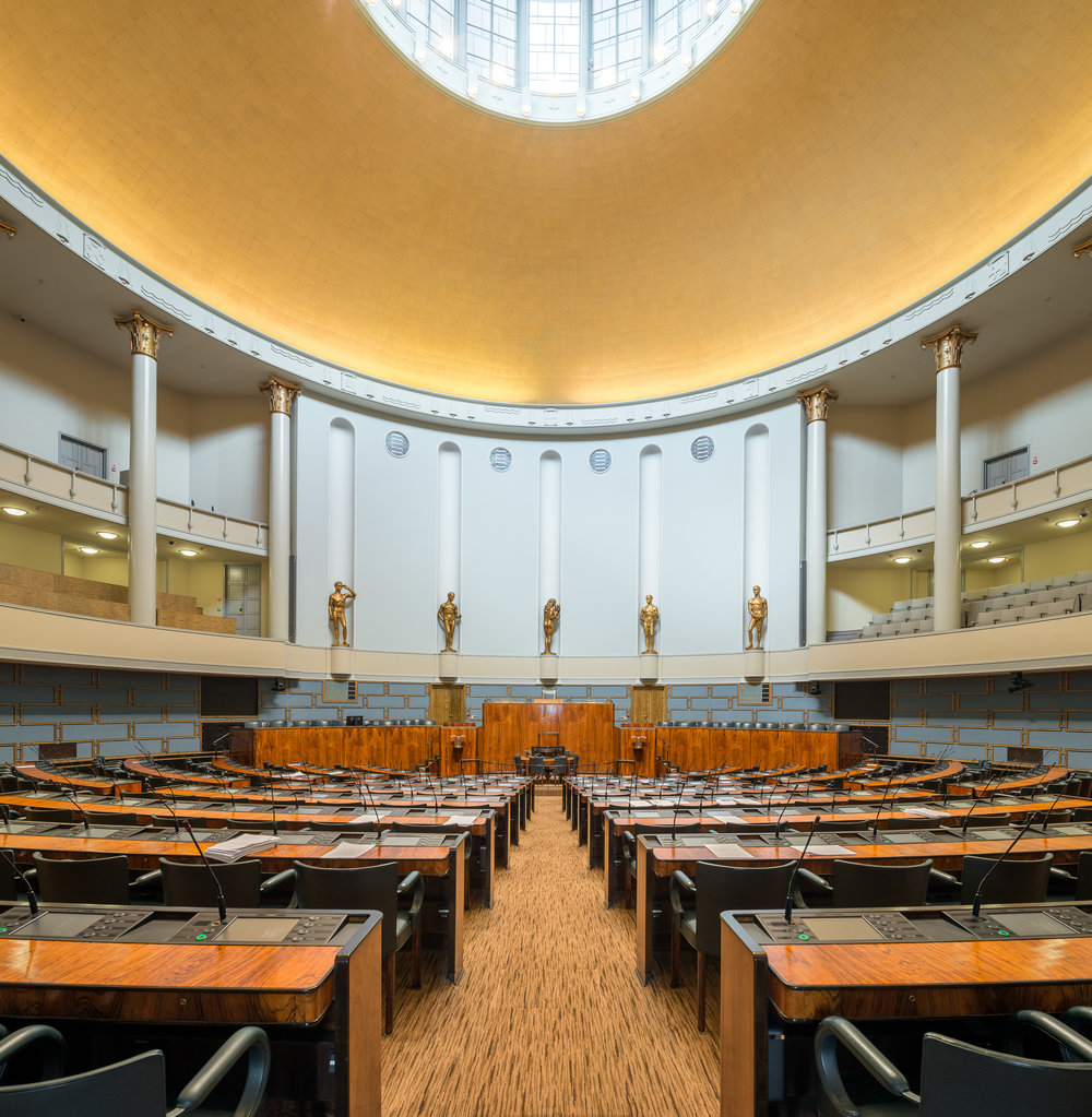The Plenary Hall