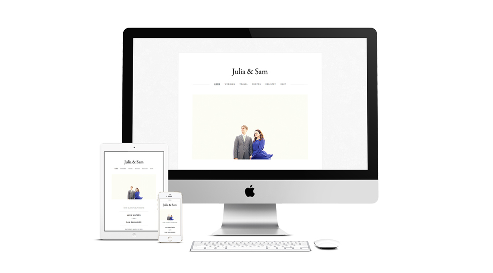 If elegance, a clean layout and flexibility are what you're are looking for then the Julia template will give you all this and more with its simple but elegant  design.