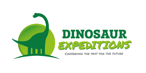 Dinosaur Expeditions logo
