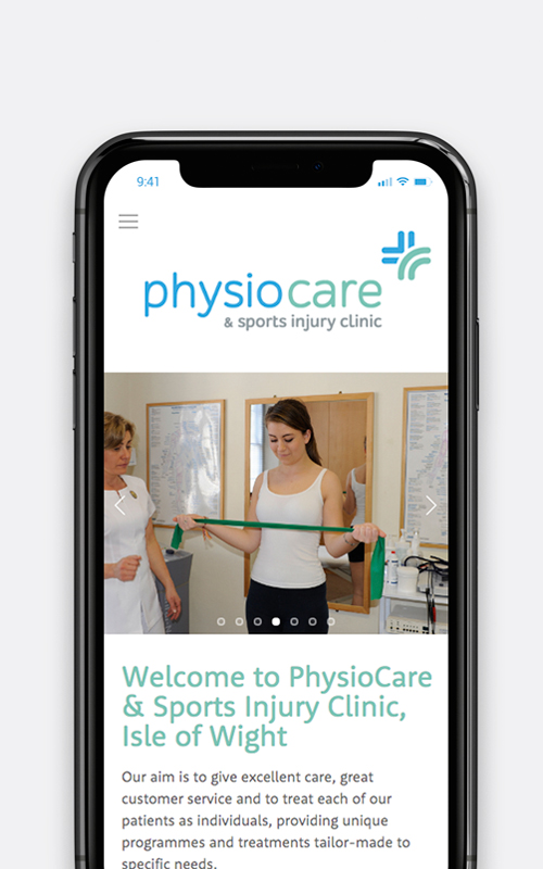 physio-care mobile