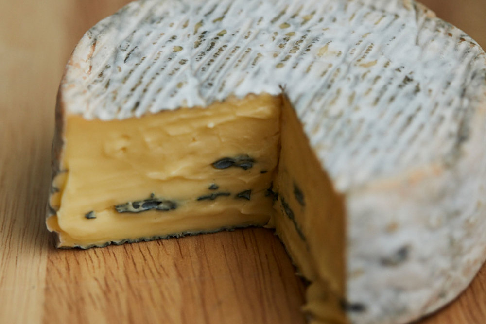 isle of wight cheese blue