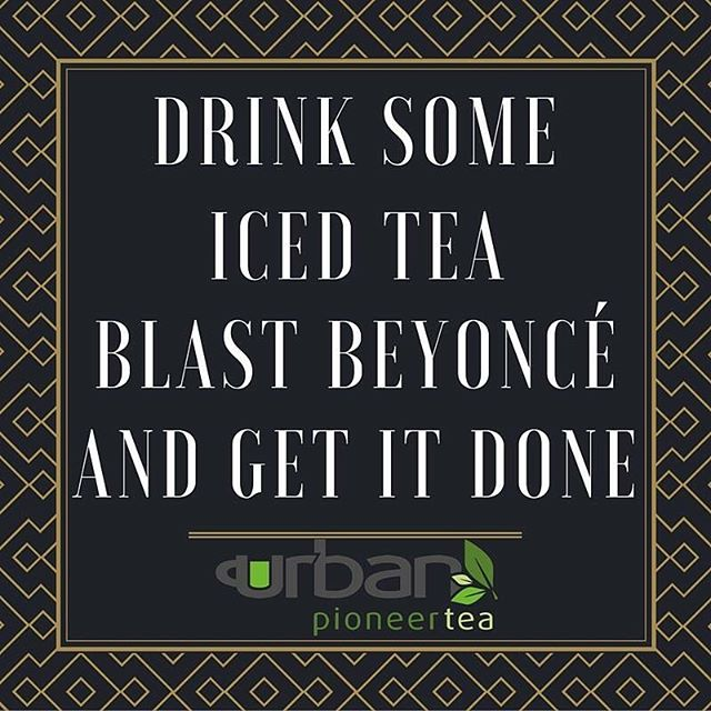 Come have some tea with us!