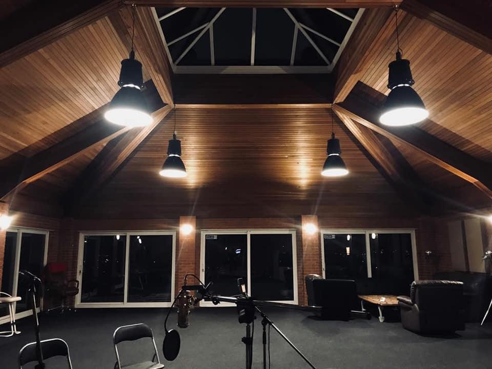 Crescent Records Studio Live Room