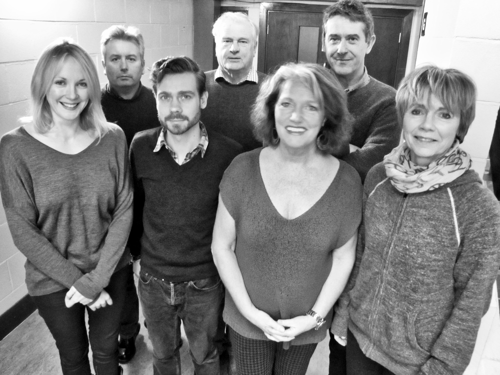 Camilla Power, John Banks, Phil Mulryne, Ian McCulloch, Louise Jameson, Adrian Lukis, Lucy Fleming.