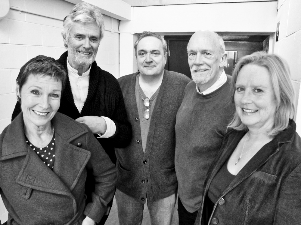 Pamela Salem, Simon Williams, Michael Troughton, Hugh Ross, Karen Gledhill.