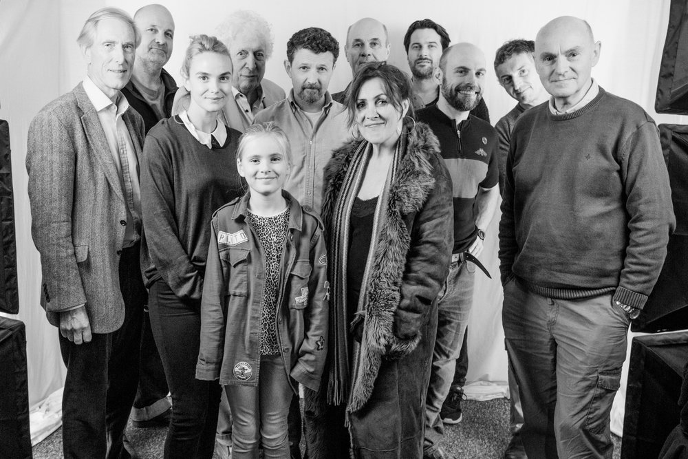 Philip Hinchcliffe, Ewan Bailey, Joanna Vanderham, Tom Baker, Ken Bentley, David Rintoul, Kieran Bew, Chris Porter, David Richardson, Marc Platt, Jane Slavin, Fleur Hinchcliffe.