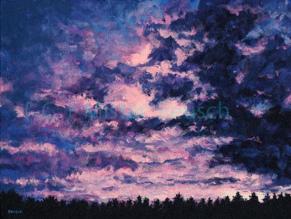 """""""Pink Summer Sunset"""""""