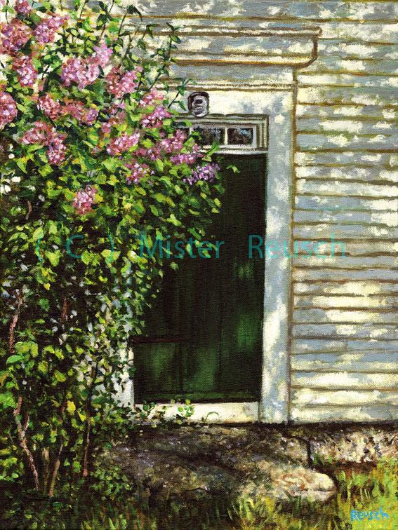 """""""Spring Door"""""""