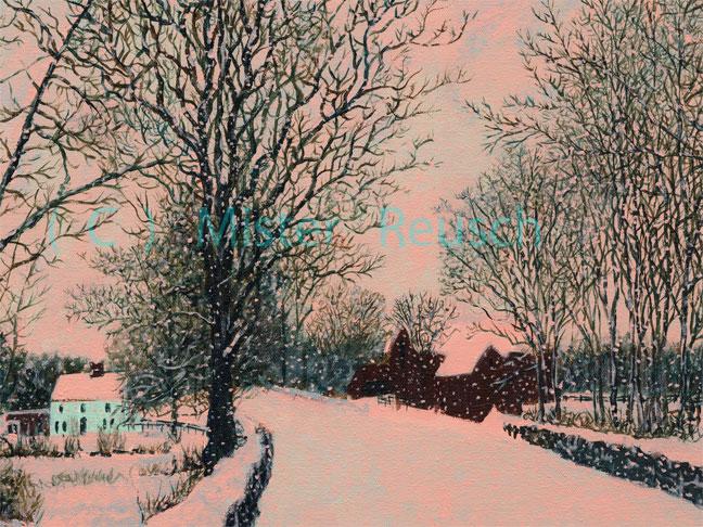 """Quiet Snowfall"""