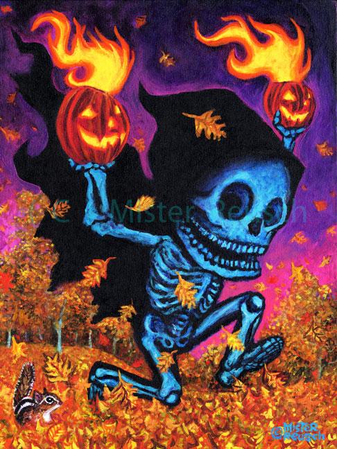 """Autumn Reaper"""