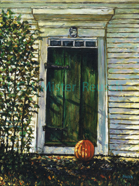 """Autumn Door"""