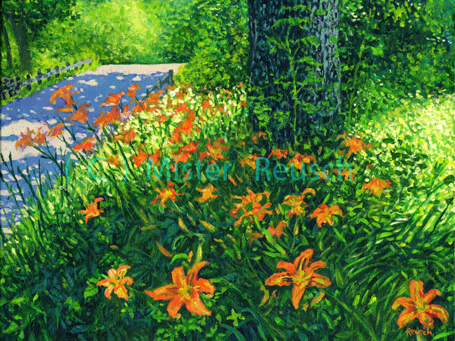 """Day Lilies"""
