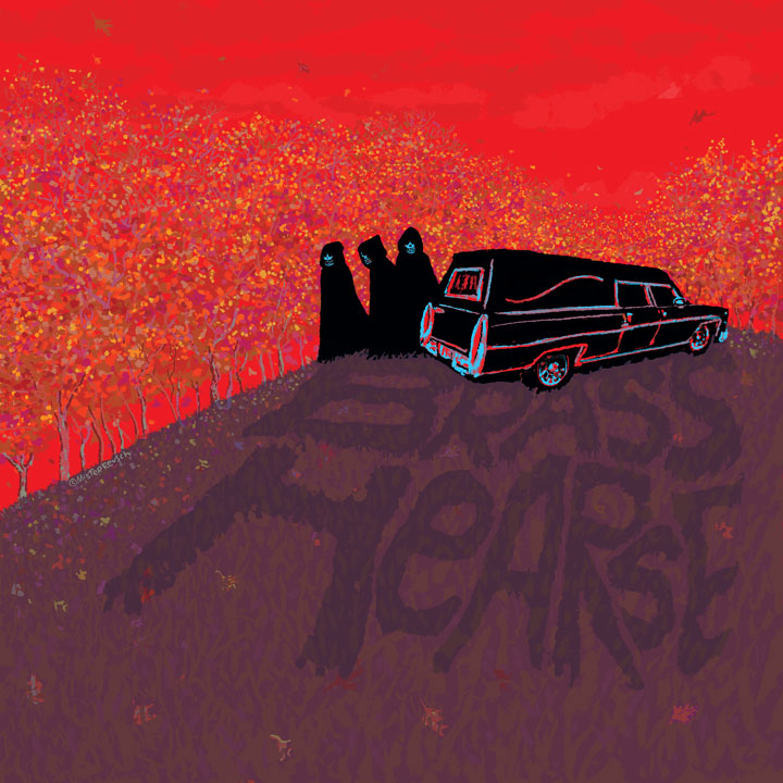 Brass Hearse album cover