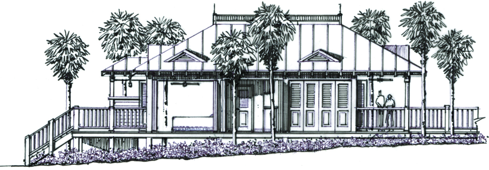 Mi Island Home Elevation
