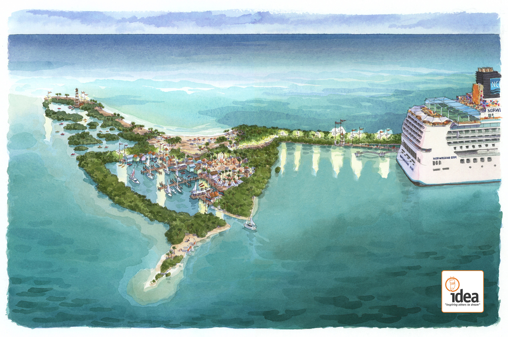 Harvest Caye Project Belize